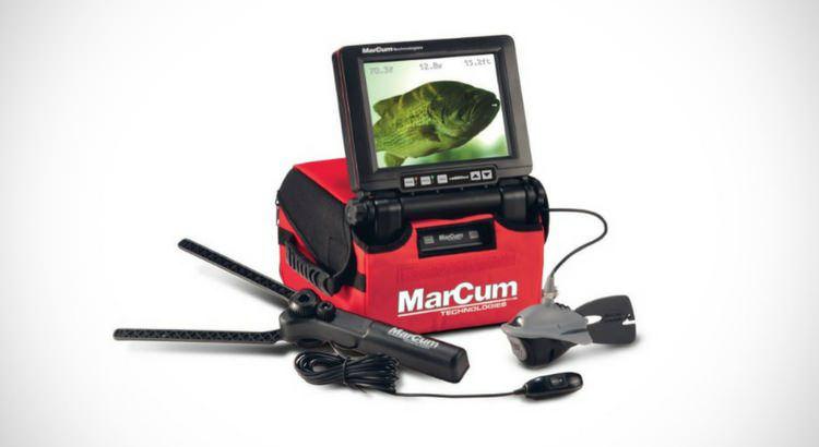 Marcum VS825SD Underwater Fishing Camera