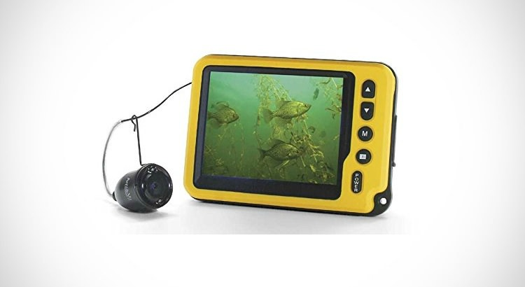 Avmicro II fishing underwater camera