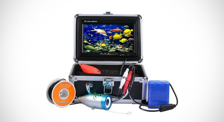 Vanxse Underwater Fish Camera System 700tvl