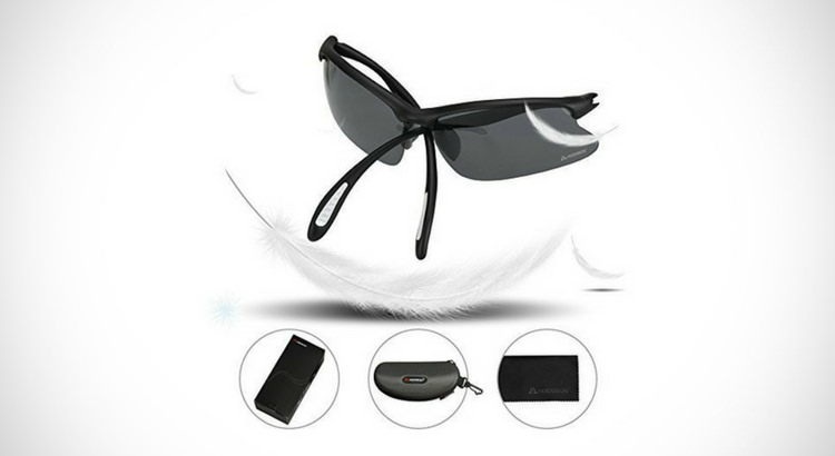 HODGSON Polarized Sunglasses for Fishing [Men or Women]