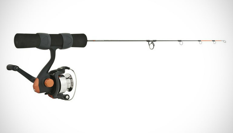 "Celsius Boiling Point 24"" Ultra-Light Ice Fishing Combo"