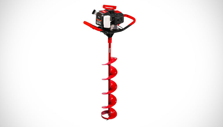 Eskimo Quantum 43cc Power Ice Fishing Auger