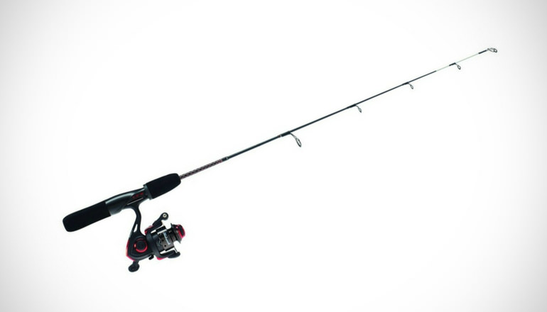 Shakespeare Ugly Stik GX2 Ice Combo