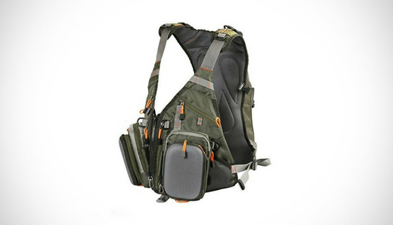 Amarine-made Fly Fishing Backpack