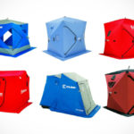 10 Best Ice Fishing Shelter Reviews 2018 -Ice Tents & Portable Ice Shelter