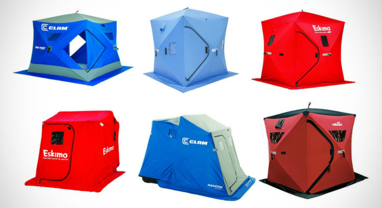 10 Best Ice Fishing Shelter Reviews 2018 -Ice Tents u0026 Portable Ice Shelter  sc 1 st  Kayak Reviews & 10 Best Ice Fishing Shelter Reviews 2018 -Ice Tents u0026 Portable Ice ...