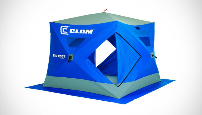 Clam 9130 Big Foot XL4000T Thermal 8X8