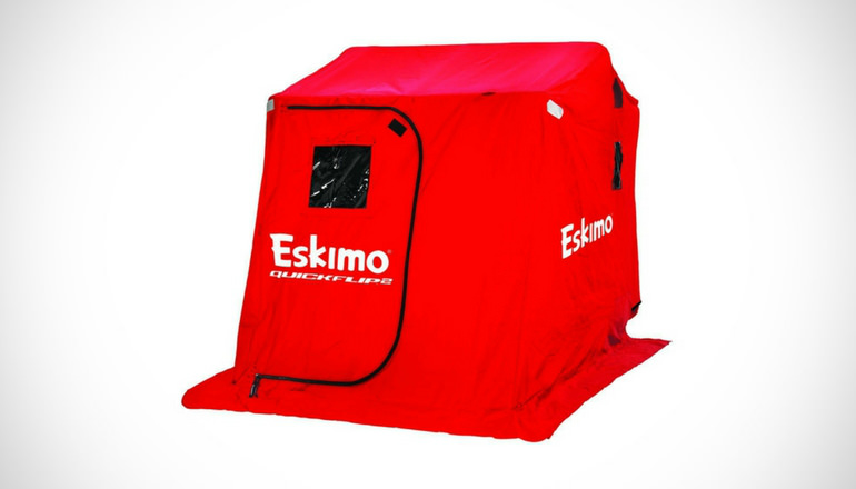 Eskimo QuickFlip 2 Ice Shelter
