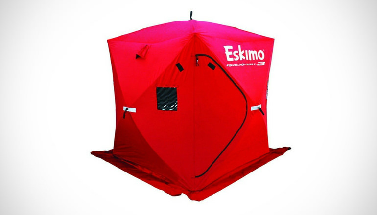 Eskimo Quickfish 3 Ice Shelter