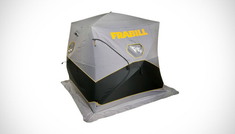 Frabill Bunker 210 Hub Top Insulated 2-3 Man Shelter