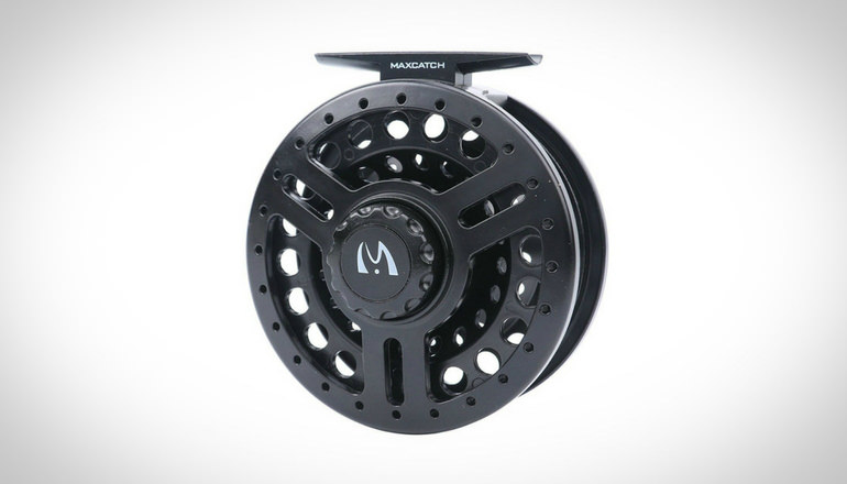 Maxcatch Explorer Large arbor Fly reel