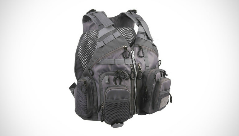 Norco Mesh Fly Fishing Vest Pack