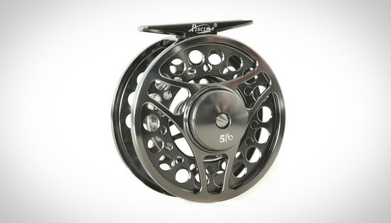 Piscifun Aluminum Fly Fishing Reel