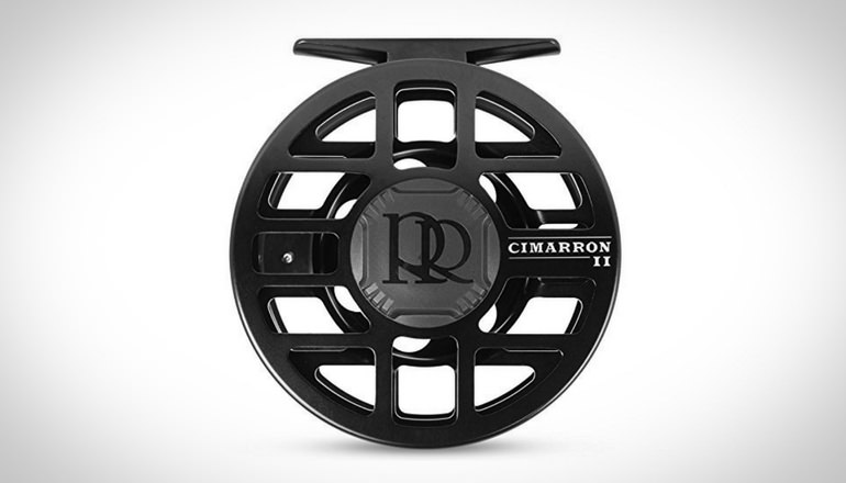 Ross Reels Cimarron II Fly Reel BLACK