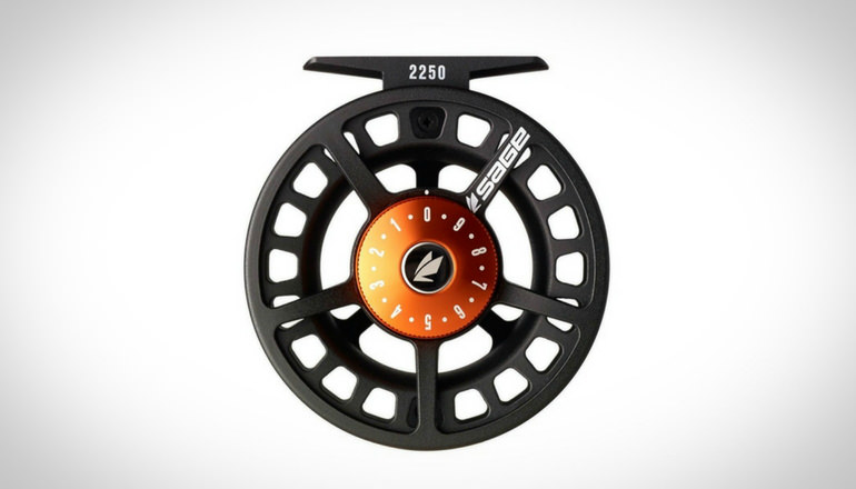 Sage 2550 Fly Reel (5-6 WT)