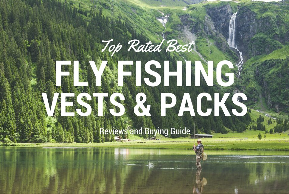 10 best fly fishing vest 2018 reviews buying guide for Best fly fishing