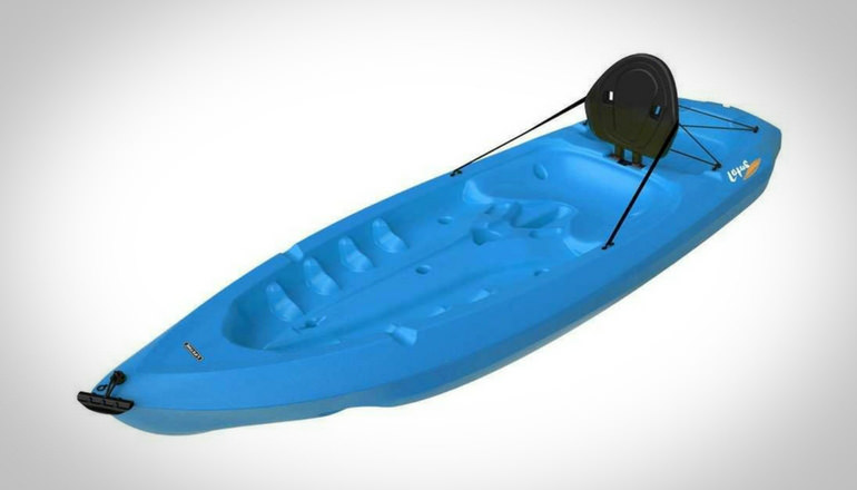 Lifetime 8 Foot Lotus Kayak