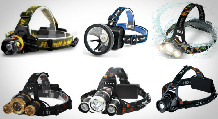 Fishing Headlamps