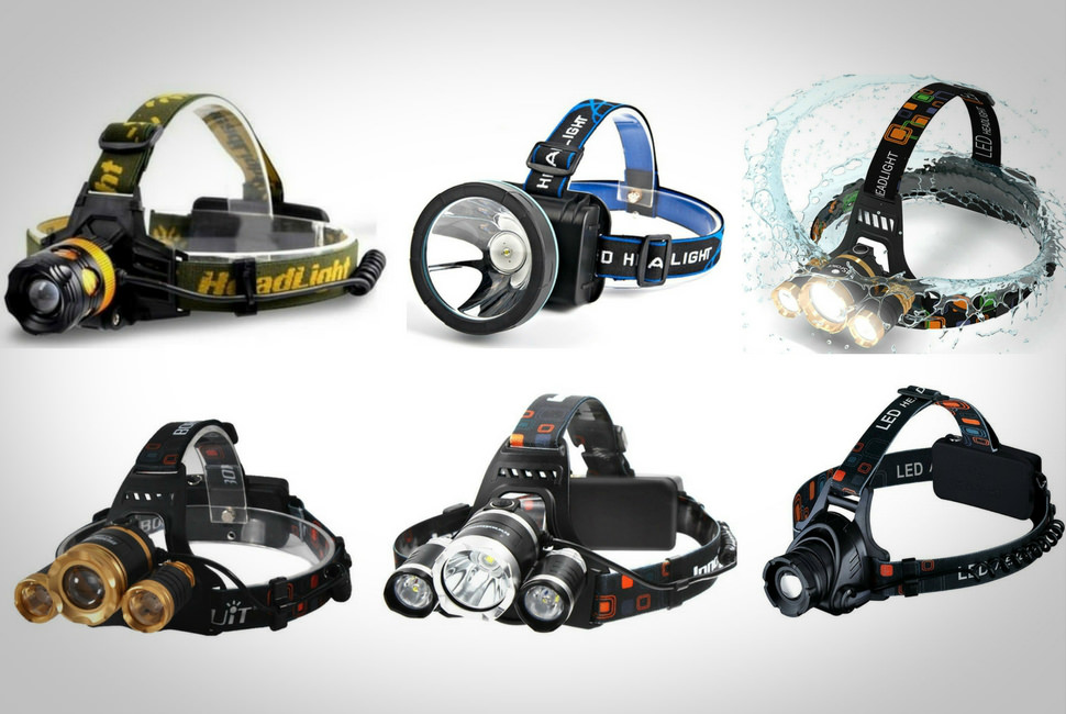 best fishing headlamps reviews 2017 - buying guide, Reel Combo