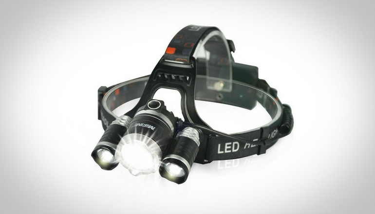 Mifine Waterproof LED Headlamp