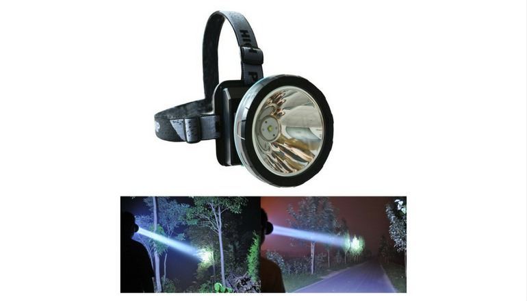 Odear Lie Wang Headlamp LED for Fishing