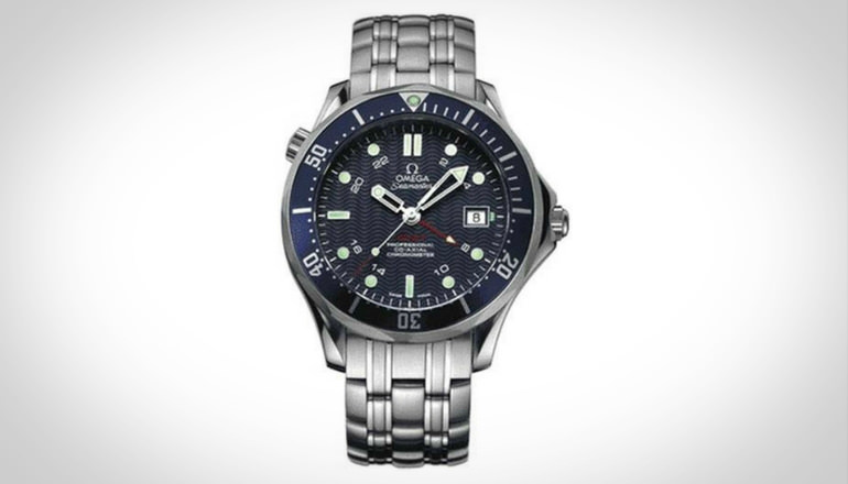 Omega Men 2535.80.00 Seamaster Automatic Chronometer
