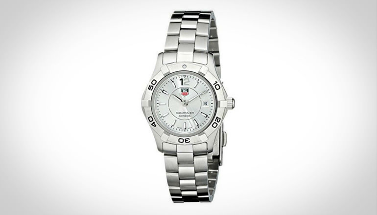 ​TAG Heuer Women WAF 1412.BA0823 Dive Watch