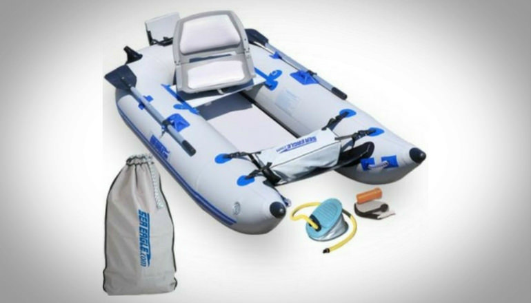 Sea Eagle 285fpb Pro Package
