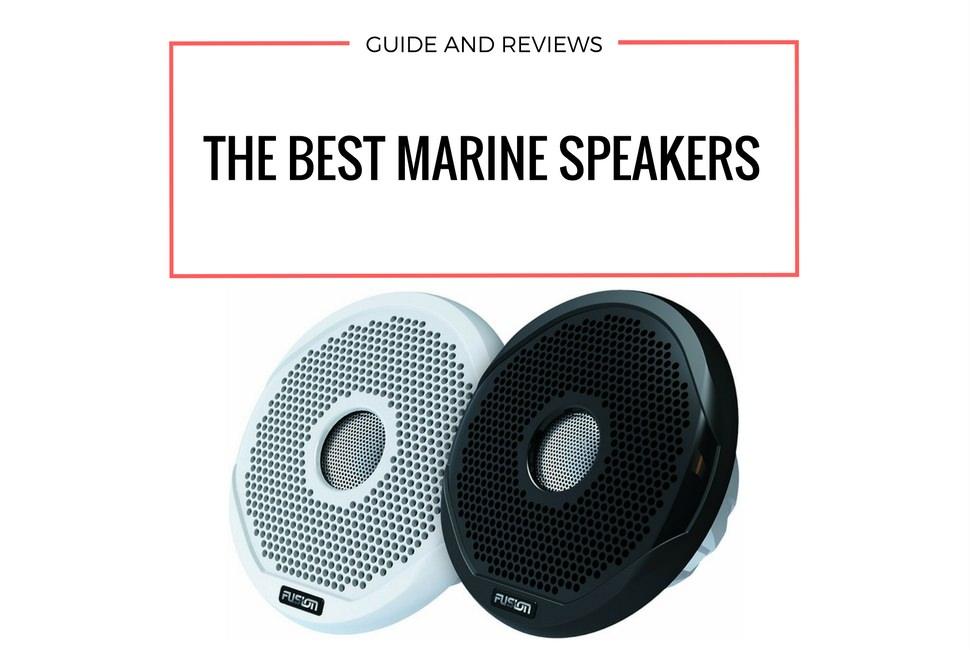 best marine speakers of 2019  u2013 rocking boat audio with marine speakers