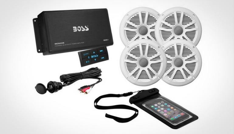 Boss Audio ASK904B.64