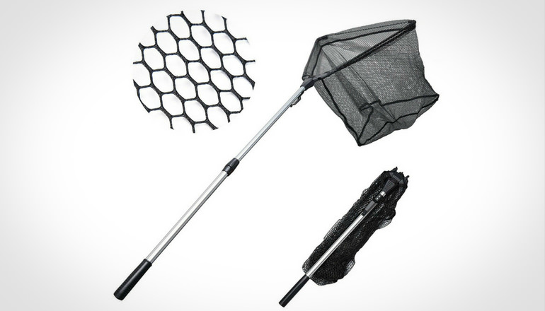 Madbite Fishing Release Telescoping Net