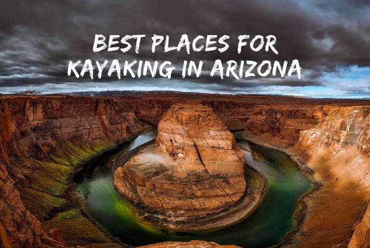 kayaking in arizona